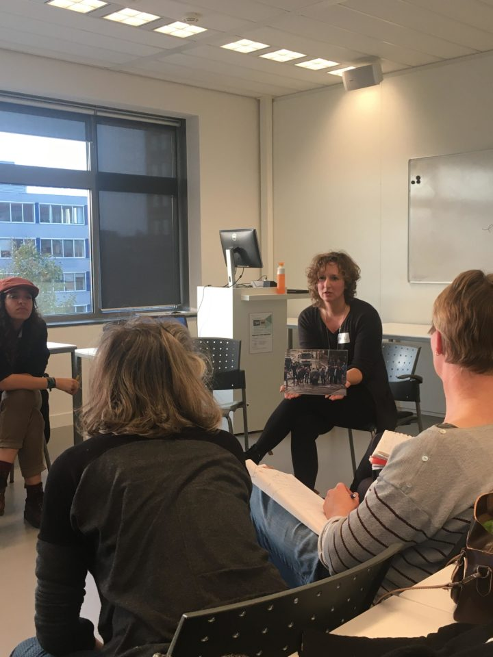 Symposium HvA: Bruggen bouwen met foto's en storytelling