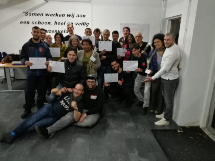 Samen in Molenwijk: Aanpak Sociale Onveiligheid