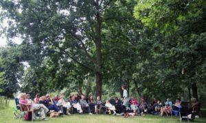 Stichting Storytelling Centre organiseert regelmatig storytelling trainingen voor werknemers in cultureel erfgoed, om nog pakkender verhalen te kunnen vertellen.