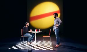 Theatre: Five questions you've always wanted to ask a terrorist