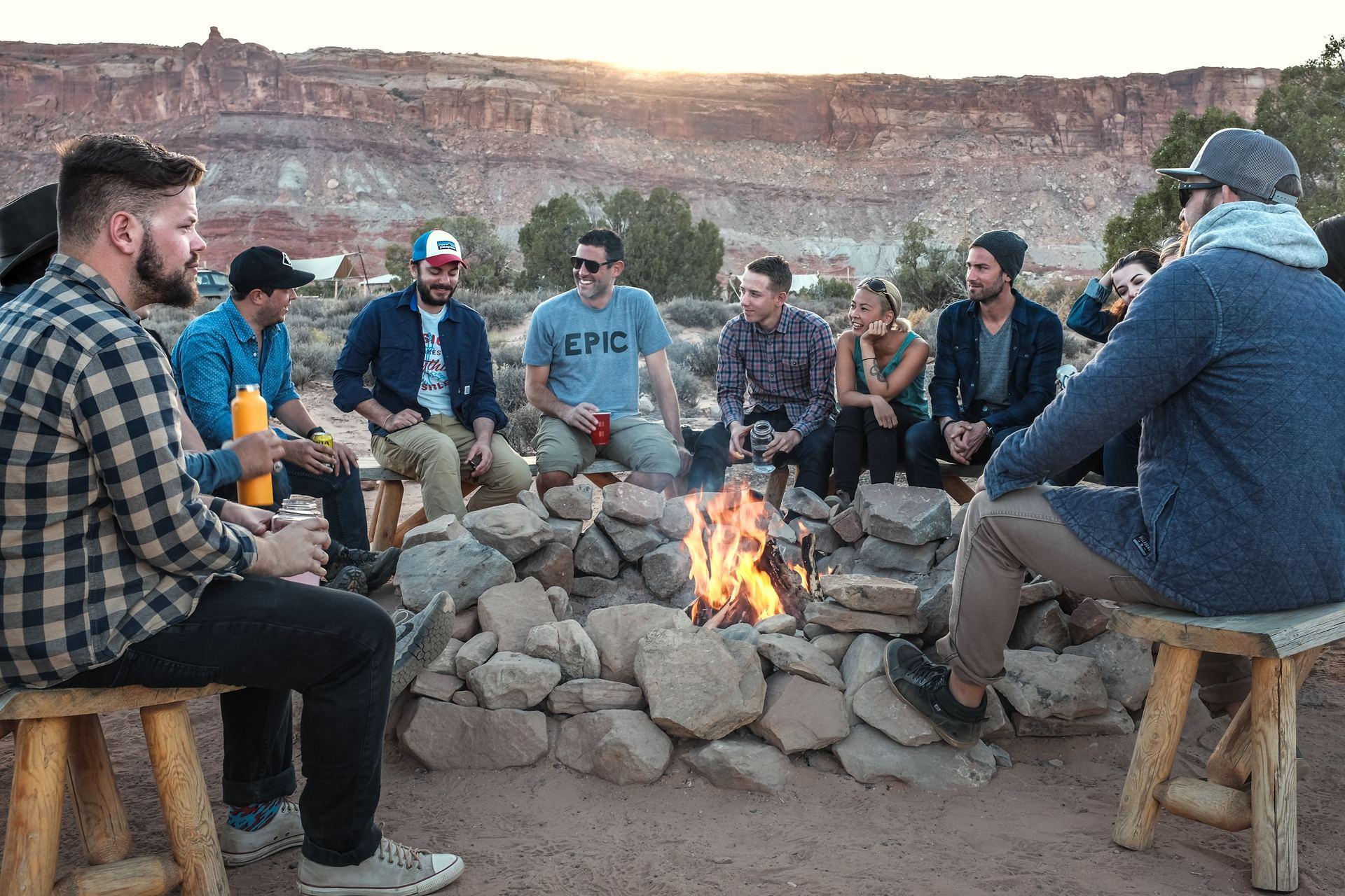 storytelling in kleine groepen
