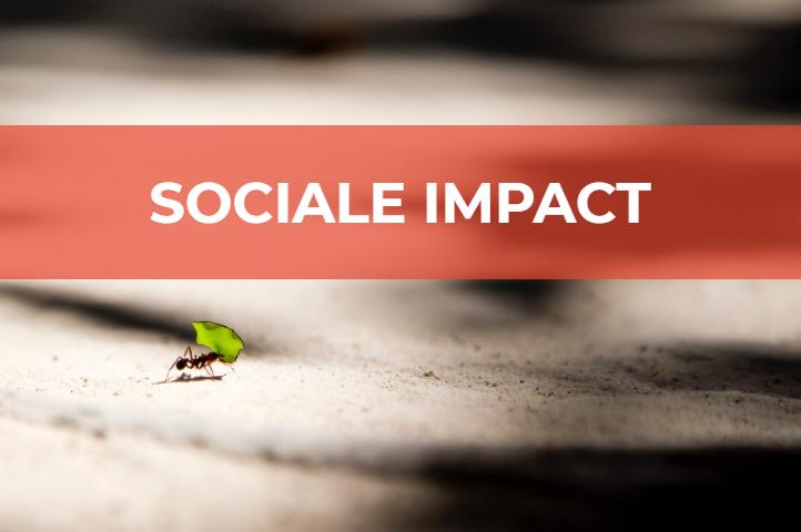 Handboek om sociale impact te bereiken door middel van storytelling.