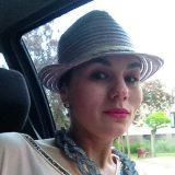 Adriana Mincu werkt bij het Storytelling Centre.